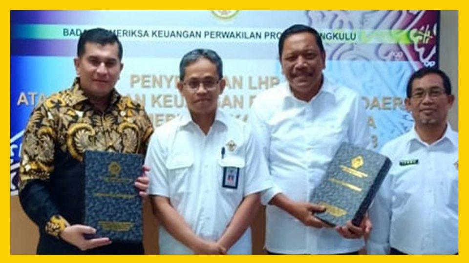 LHP BPK : Dana Non Kapitasi JKN Bengkulu Utara Belum Memadai