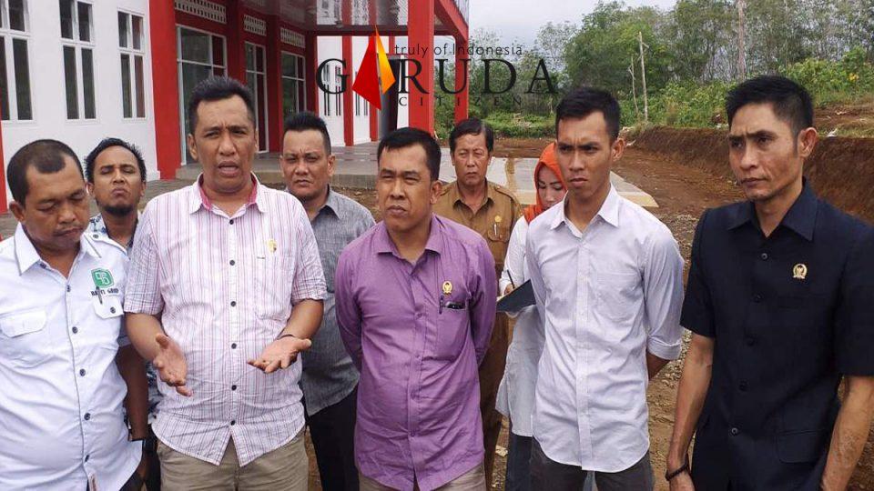 Dewan Minta Jaksa Usut Proyek GOR Bengkulu Utara