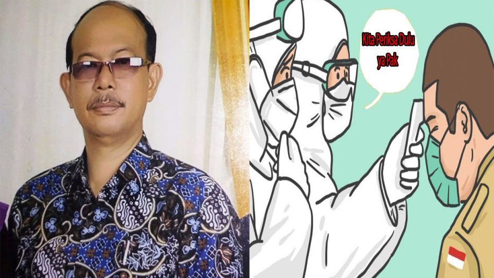 Syarius Syarkawi : RKB Penanganan Covid-19 Wajib Dibuka ke Publik