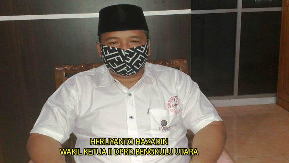 Wakil Ketua II Sesalkan DAU Bengkulu Utara Ikut Ditunda