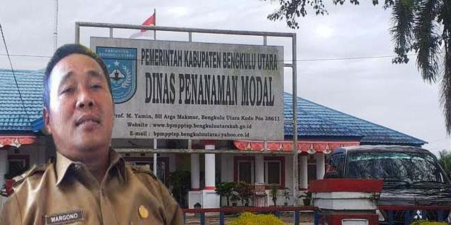 Kepala DPM Bengkulu Utara : Izin Pendirian Billboard Bukan Urusan Kami