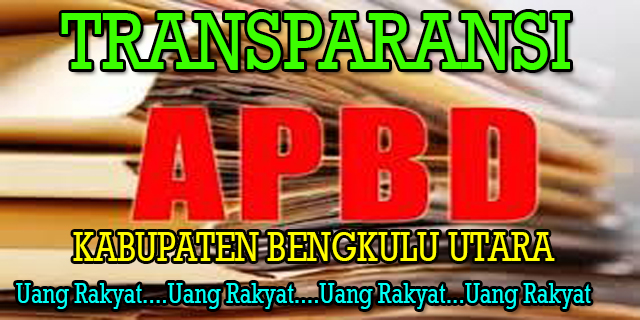 Pemkab Bengkulu Utara Abaikan Perintah KPK Soal Transparansi APBD