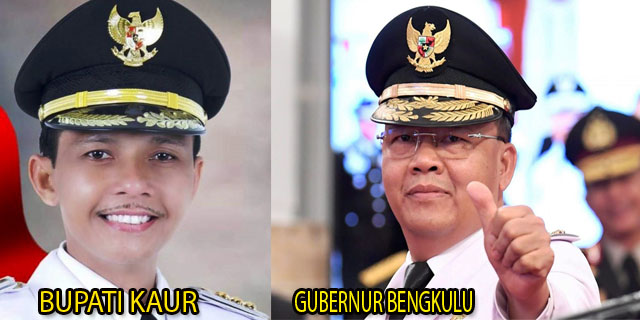 Senin 18 Januari 2021, KPK Periksa Bupati Kaur dan Gubernur Bengkulu