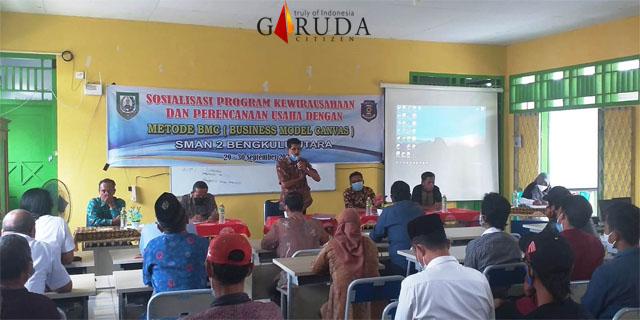 SMA Negeri 2 Bengkulu Utara Merupakan Sekolah Berprestasi
